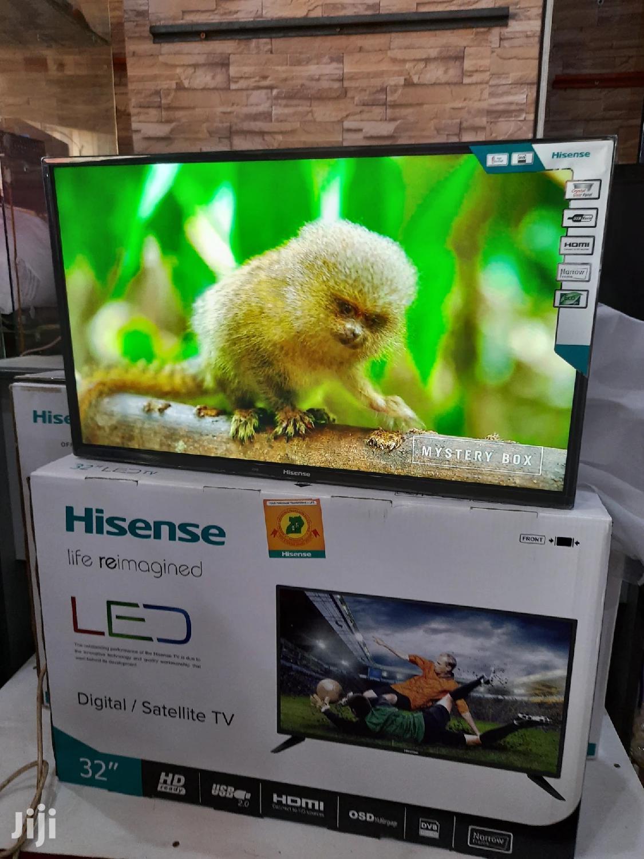 Hisense 32inches Digital Satellite Flat Screen TV
