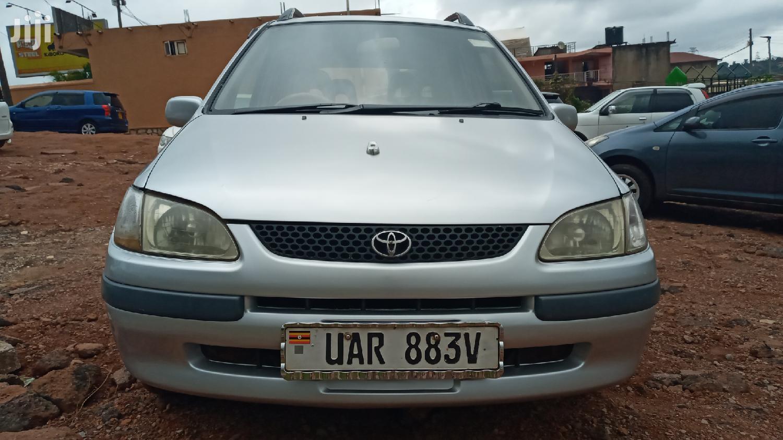 Toyota Spacio 1998 Silver