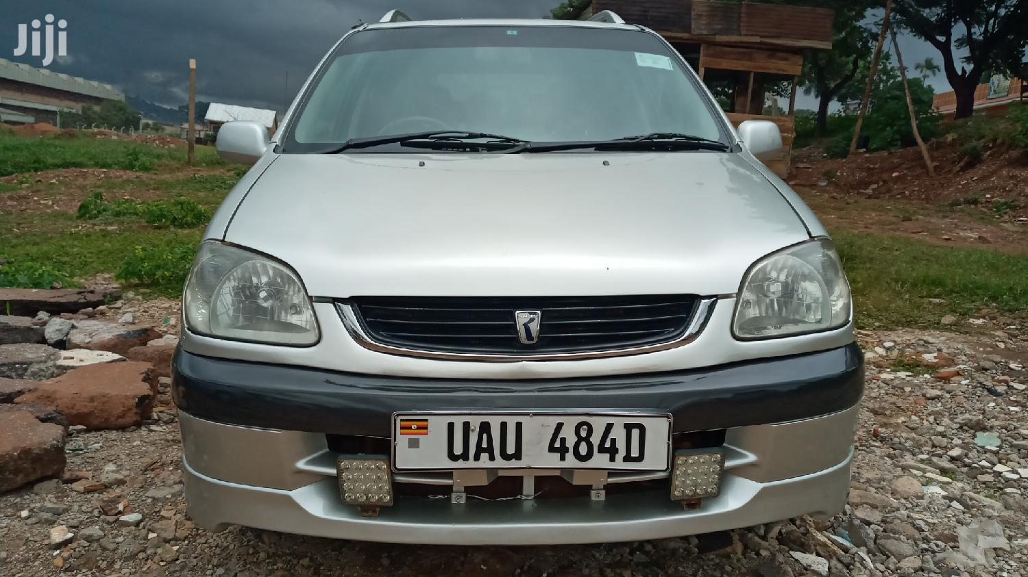 Toyota Raum 1997 Silver | Cars for sale in Kampala, Central Region, Uganda