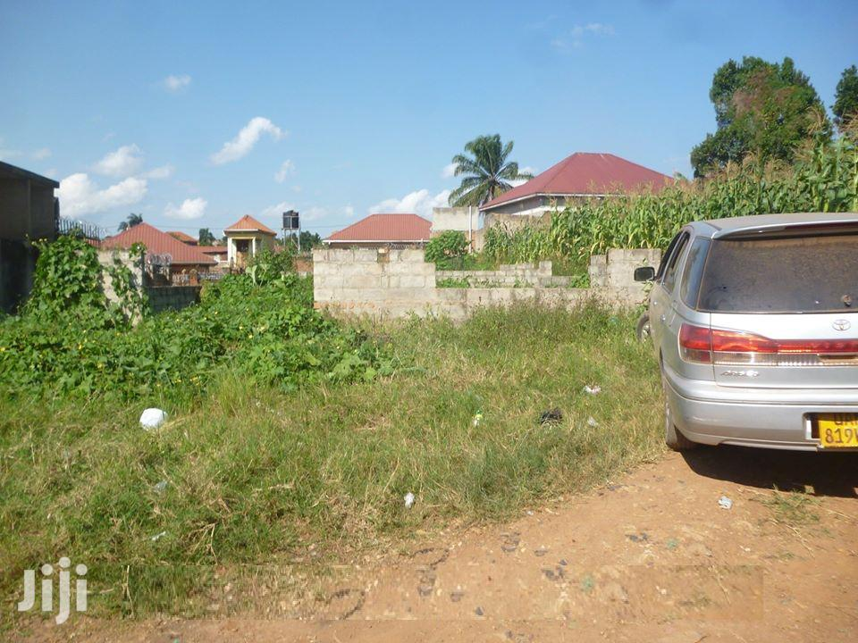 Plot In Bweyogerere Ntebetebe For Sale