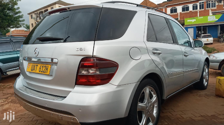 Mercedes-Benz M Class 2009 Silver | Cars for sale in Kampala, Central Region, Uganda