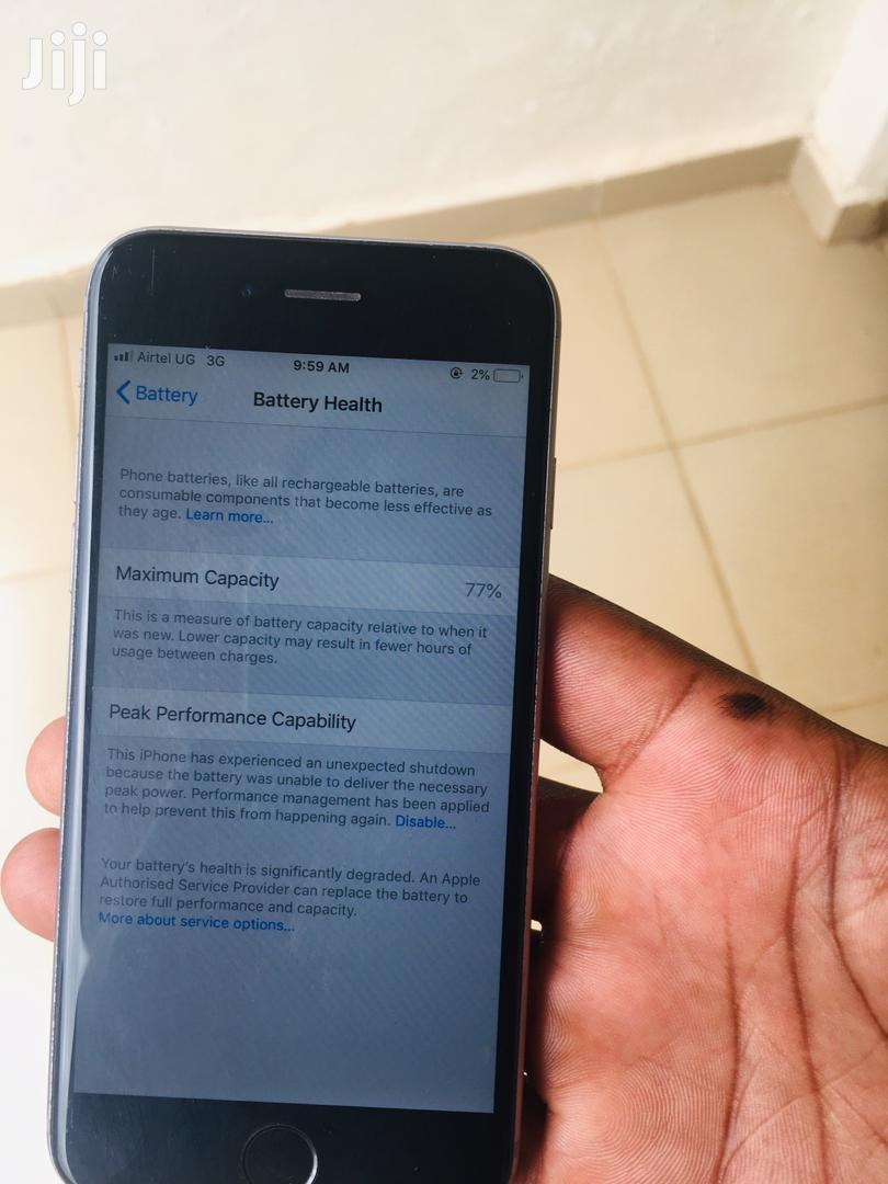 Apple iPhone 6s 64 GB Silver | Mobile Phones for sale in Kampala, Central Region, Uganda