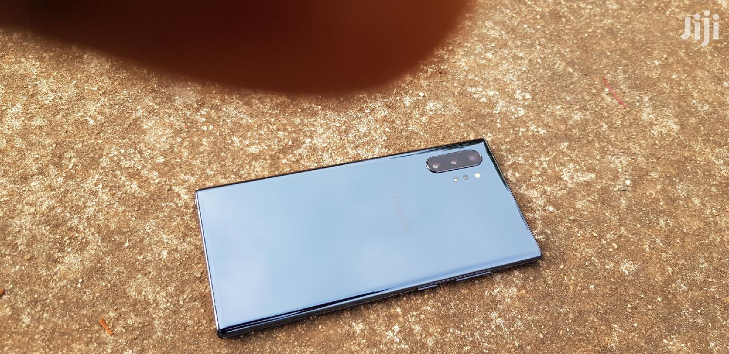 New Samsung Galaxy Note 10 Plus 256 GB Black | Mobile Phones for sale in Kalangala, Central Region, Uganda