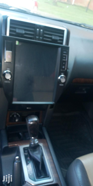 Archive: Land Cruiser V8 Radio