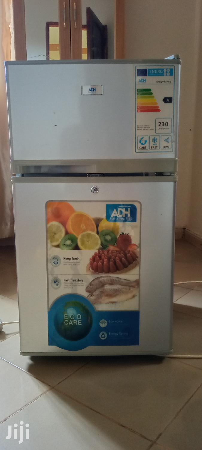 ADH Double Door Fridge 120L