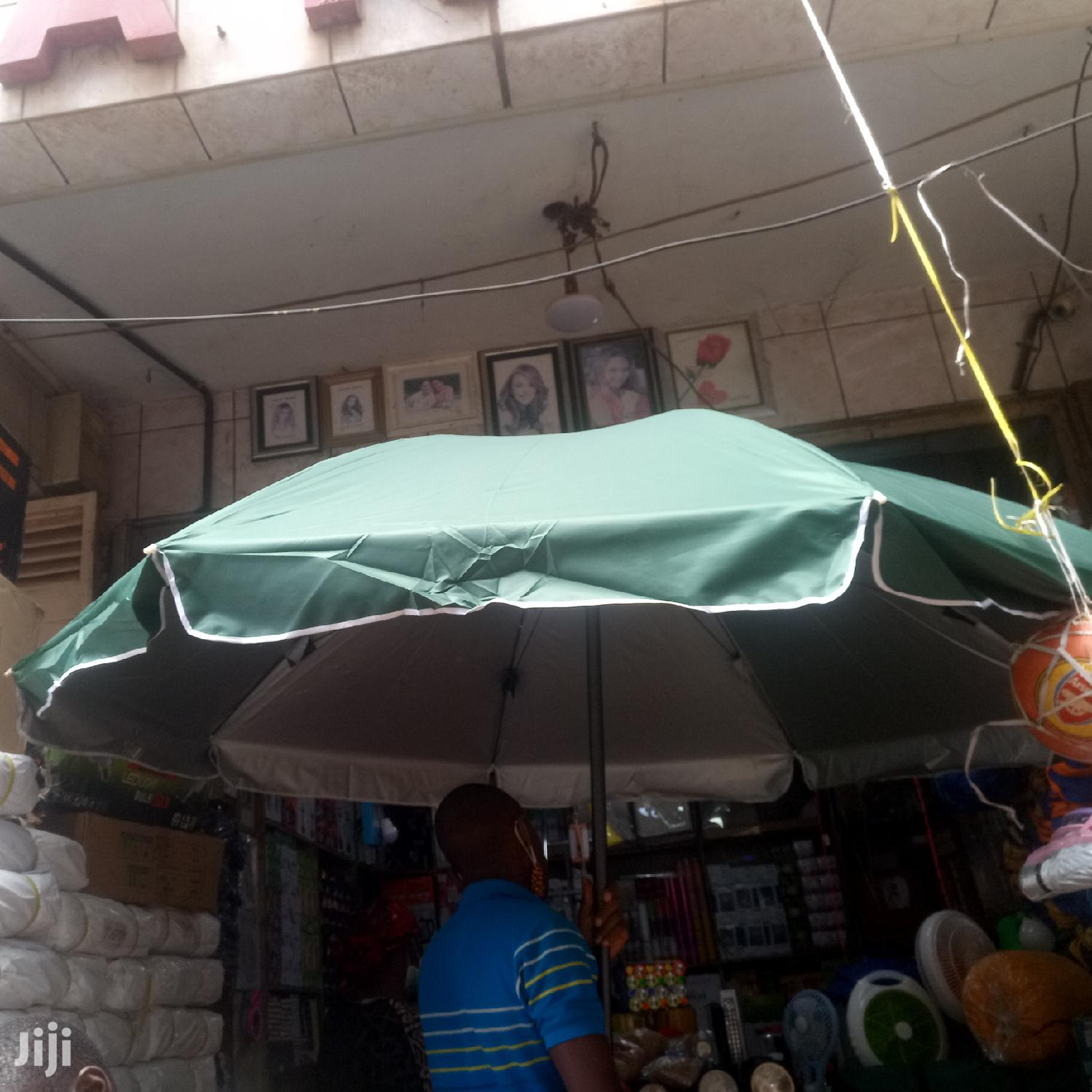 Business, Compound And Leisure Large Umbrella