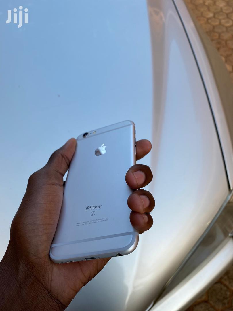 Apple iPhone 6s 64 GB Silver   Mobile Phones for sale in Kampala, Central Region, Uganda