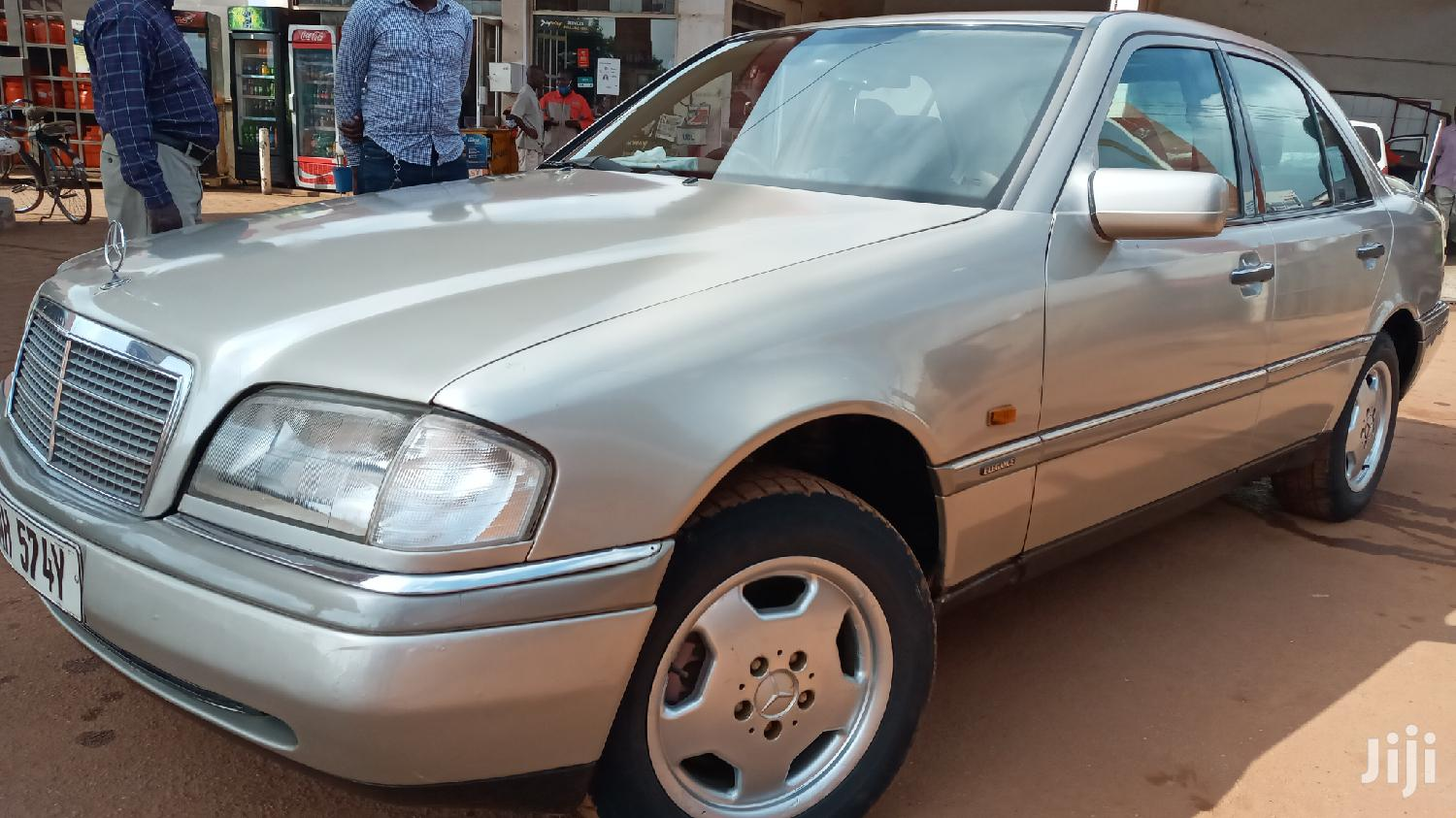 Mercedes-Benz C250 1999 Gold | Cars for sale in Kampala, Central Region, Uganda