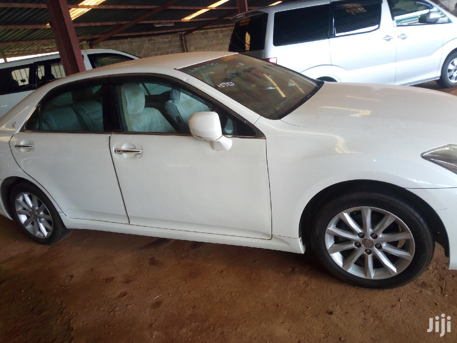 New Toyota Crown 2007 White | Cars for sale in Kampala, Central Region, Uganda