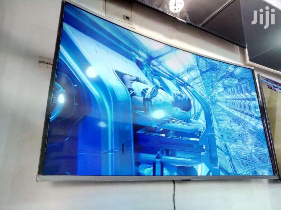 55inches Curve Samsung | TV & DVD Equipment for sale in Kampala, Central Region, Uganda