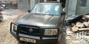 Nissan Hardbody 2000 Black