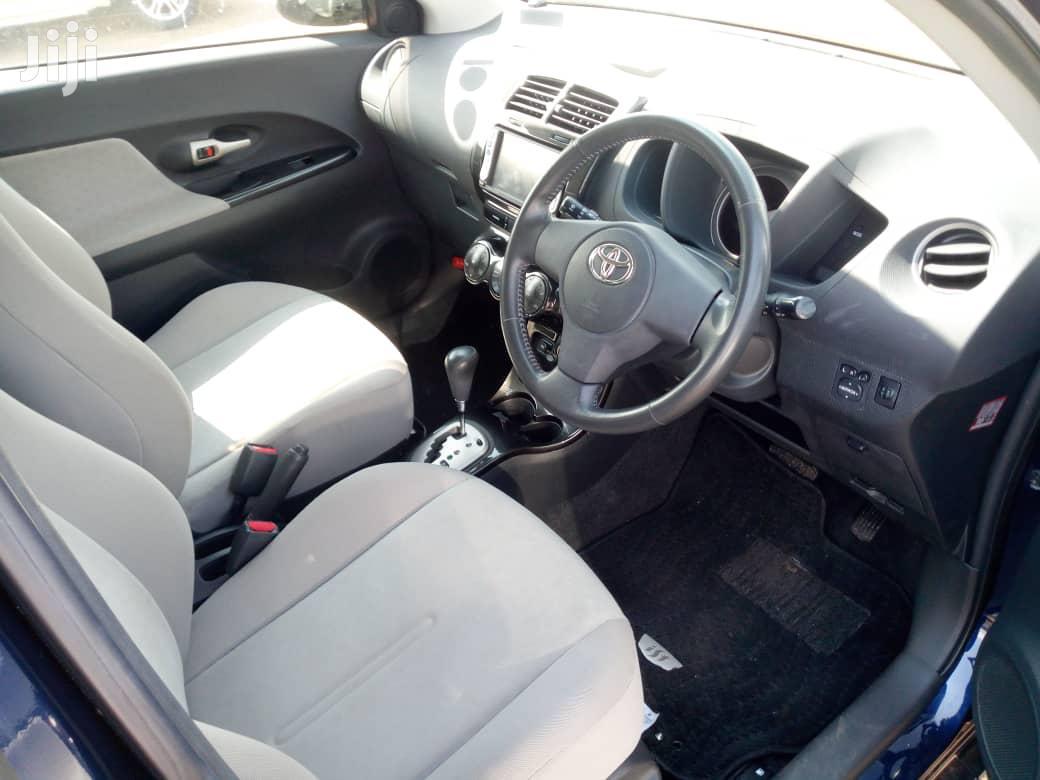 Archive: Toyota IST 2006 Black