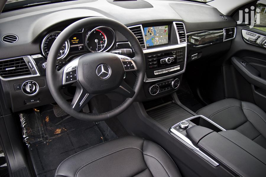 Archive: New Mercedes-Benz M Class 2013 Black