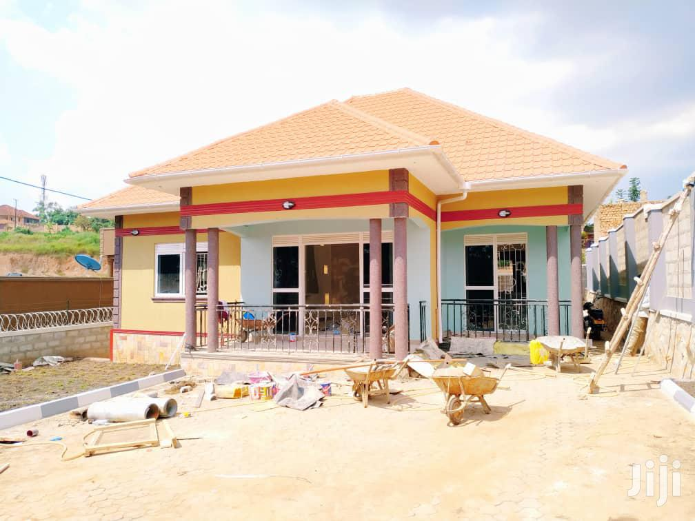 Four Bedroom House In Kira Town For Sale