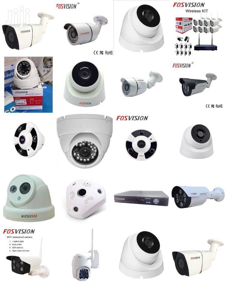 Security And Surveillance Camera
