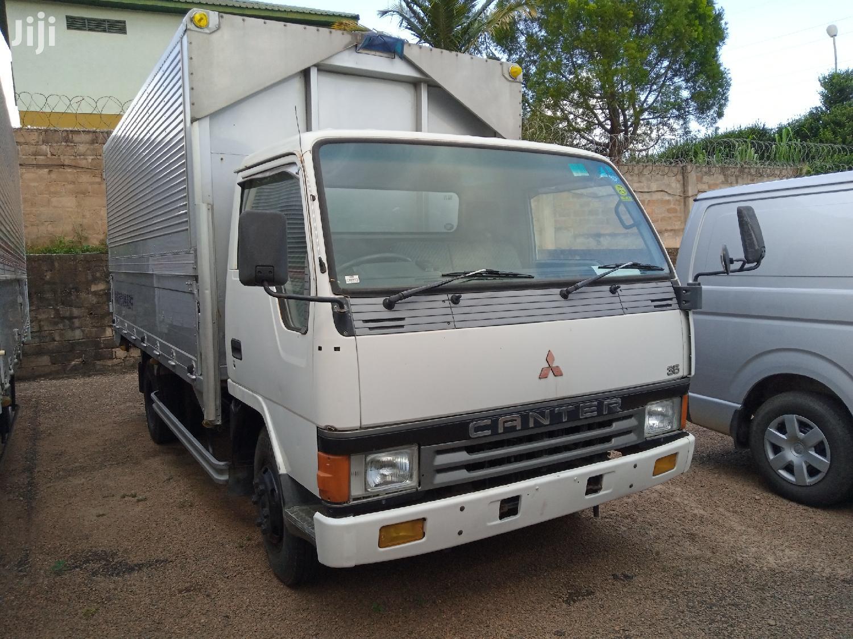 Mitsubishi Canter Truck 1992 White   Trucks & Trailers for sale in Kampala, Central Region, Uganda