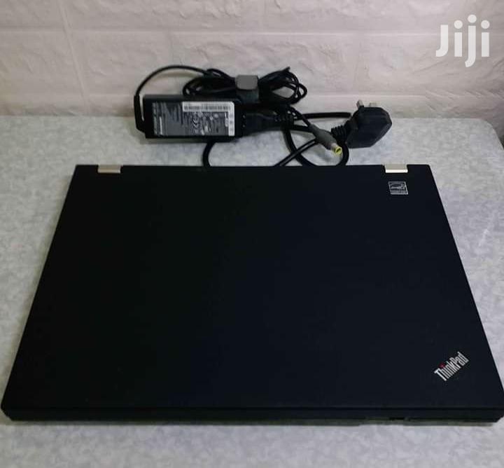 Laptop Lenovo ThinkPad T410 4GB Intel Core i3 HDD 350GB | Laptops & Computers for sale in Kampala, Central Region, Uganda