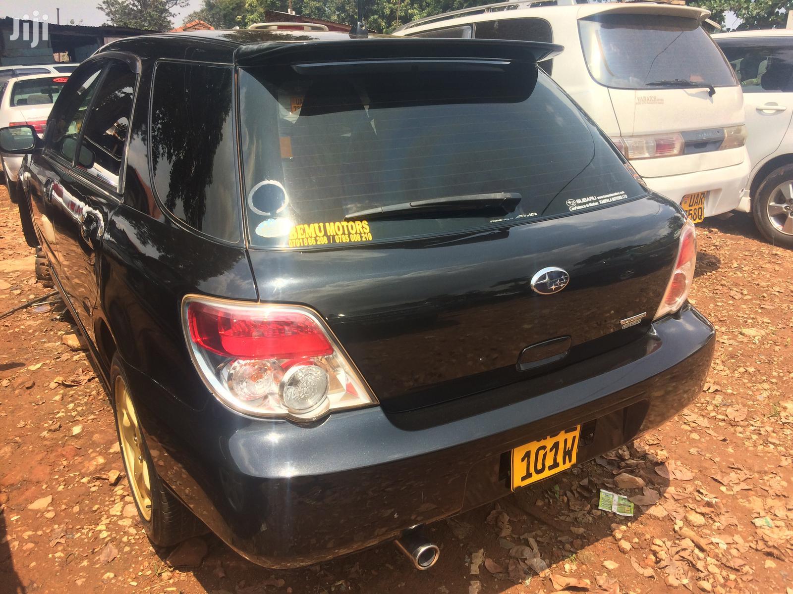 Subaru Impreza 2007 2.0 R Automatic Blue | Cars for sale in Kampala, Central Region, Uganda
