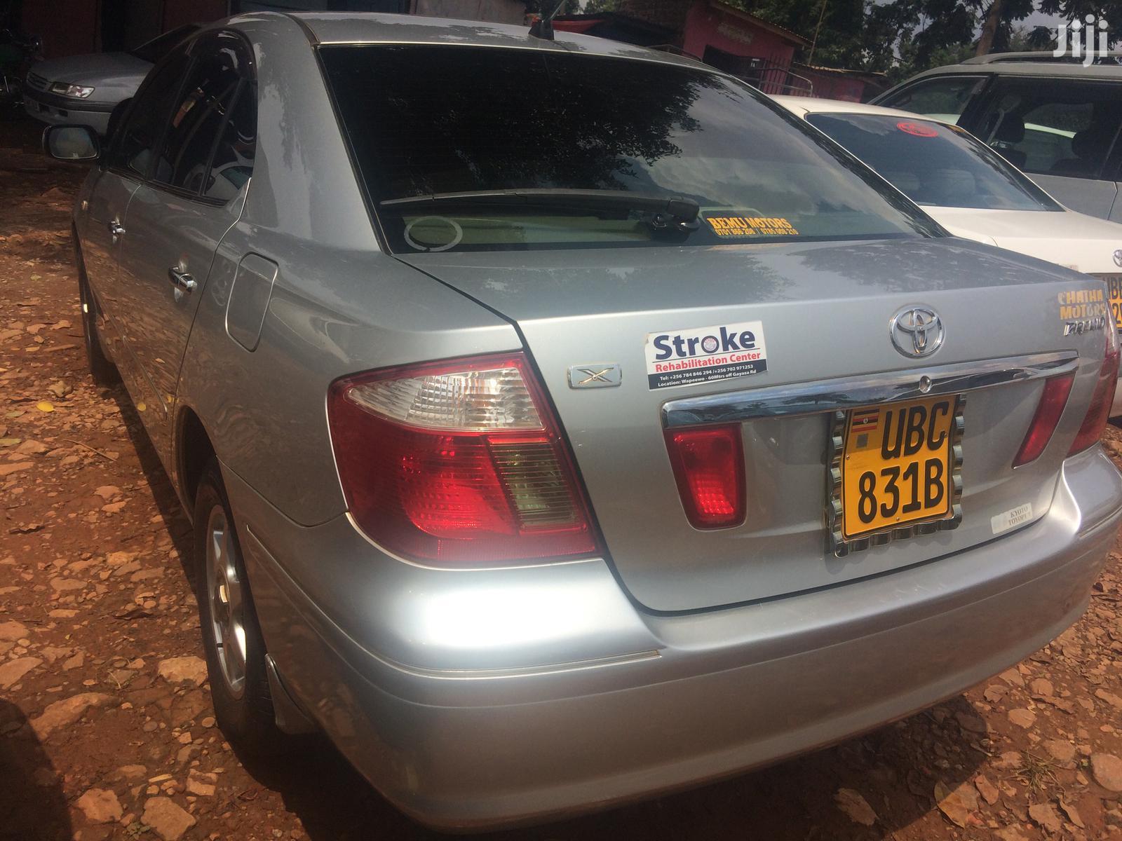 Toyota Premio 2002 Silver | Cars for sale in Kampala, Central Region, Uganda