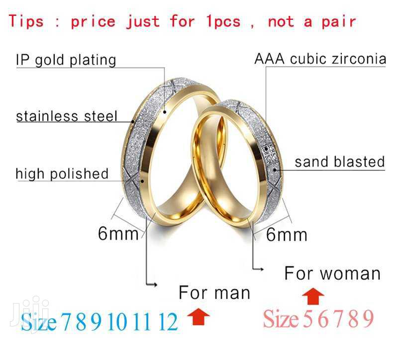 Pair of Proposal and Engagement Rings | Wedding Wear & Accessories for sale in Kampala, Central Region, Uganda