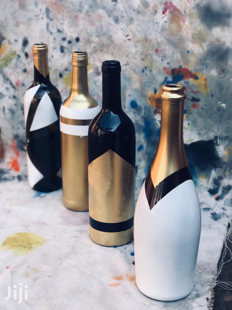 Flower Vase Art Bottles | Arts & Crafts for sale in Kampala, Central Region, Uganda