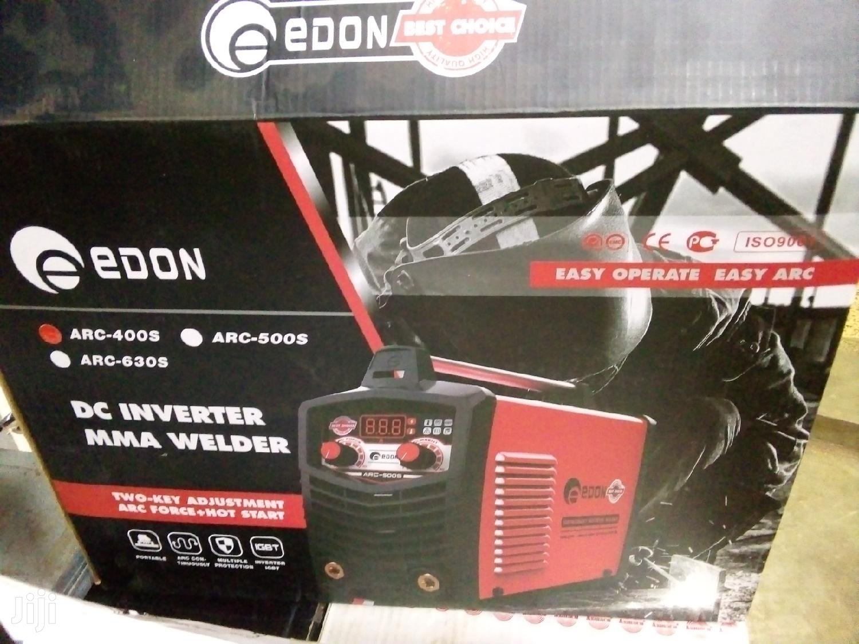Edon Welding Machine | Electrical Equipment for sale in Kampala, Central Region, Uganda