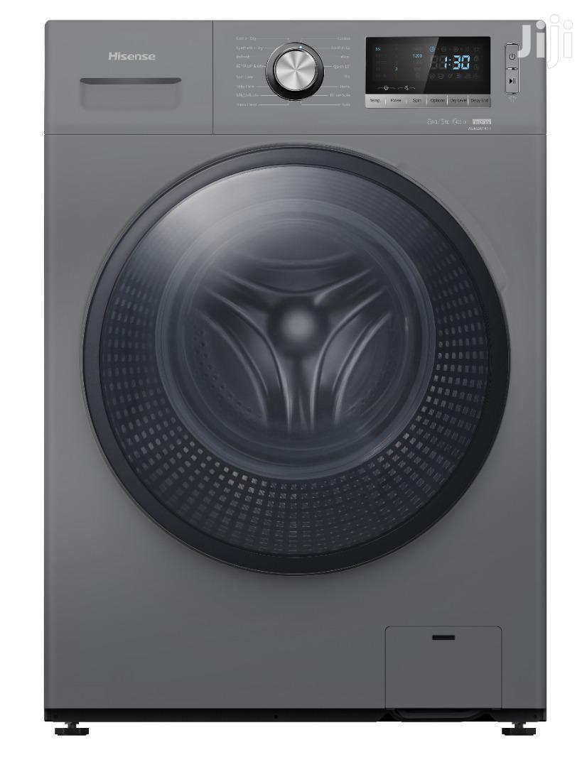8kg Hisense Washer + Dryer Machine