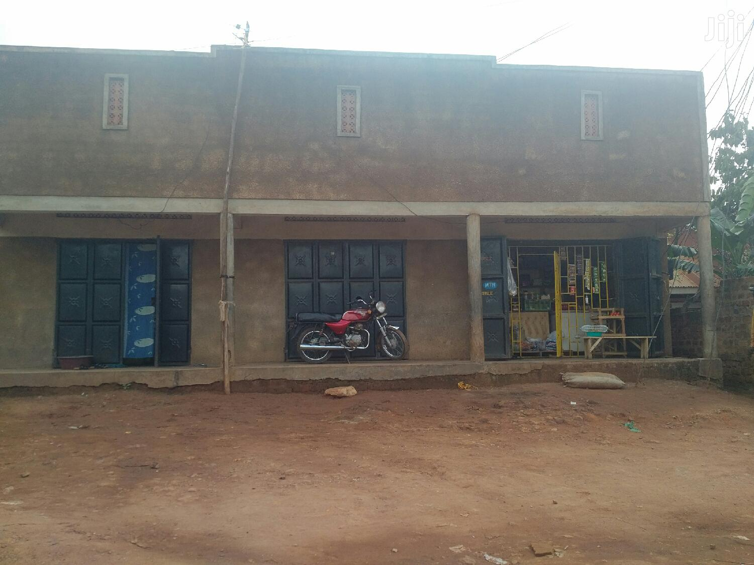 Shops And Rental Units On Sale At Kibiri T.C