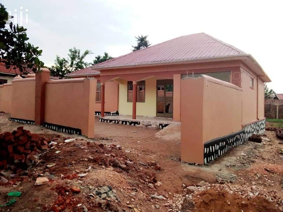 Three Bedroom House In Nansana For Sale