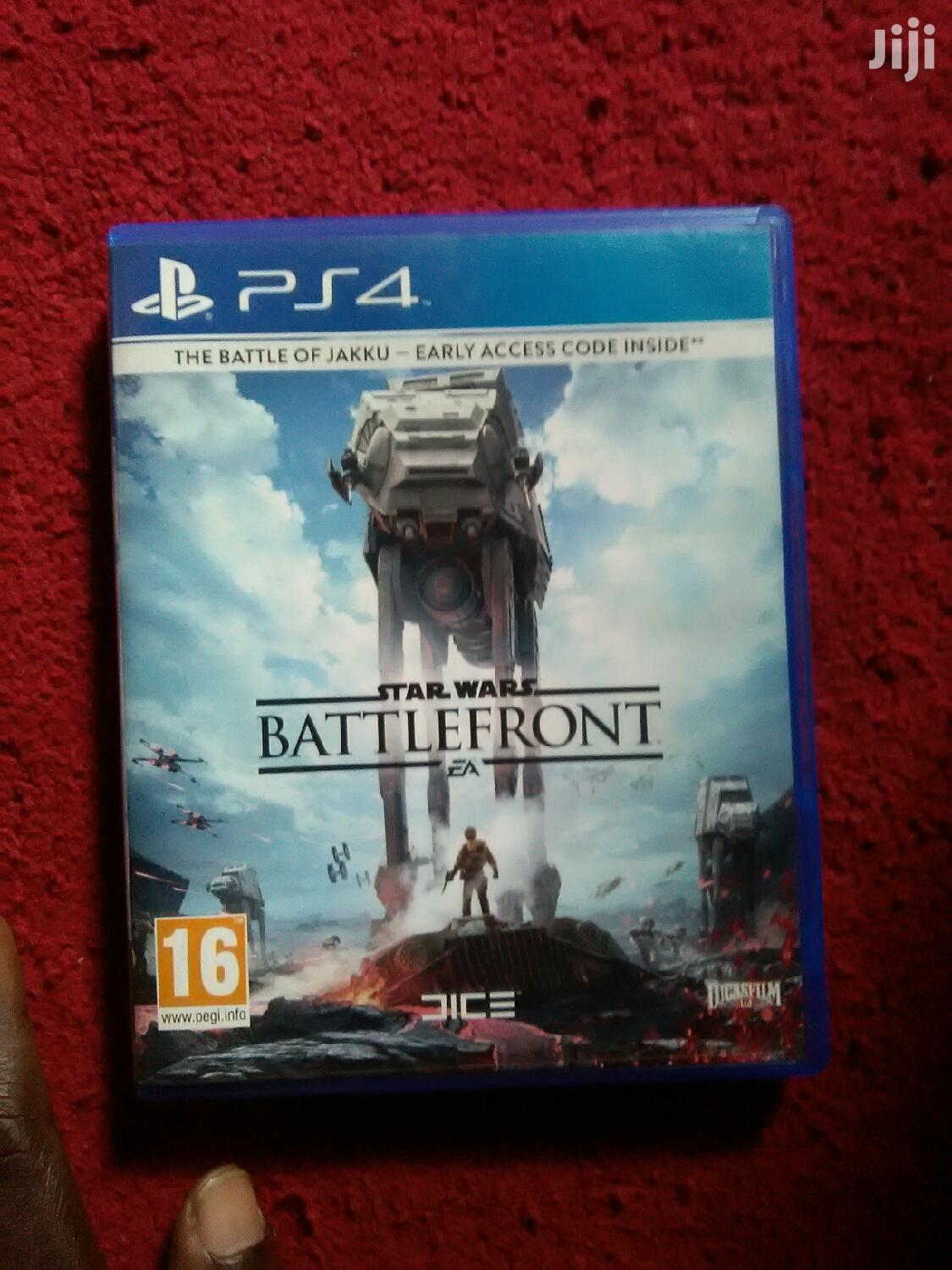 Star Wars Battlefront PS4 Game | Video Games for sale in Kampala, Central Region, Uganda