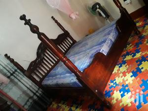 Quality 6X6 Bed And Mattress | Furniture for sale in Central Region, Kampala