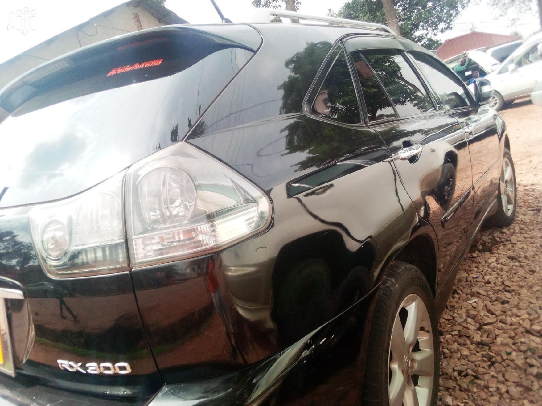 Toyota Harrier 2007 Black   Cars for sale in Kampala, Central Region, Uganda