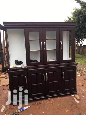 Nice Moveable Black Stainer Cupboard | Furniture for sale in Central Region, Kampala