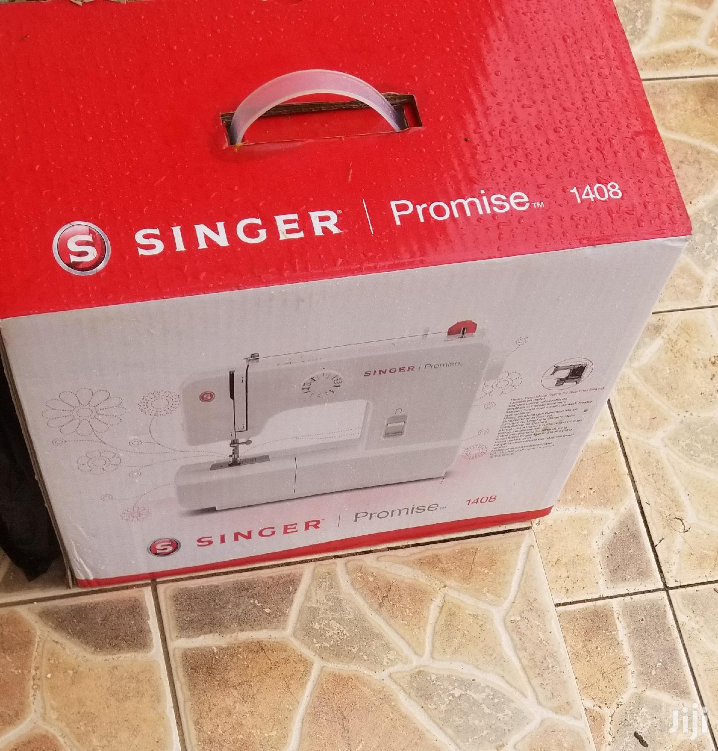 Archive: New Singer 1408 Electronic Sewing Machine