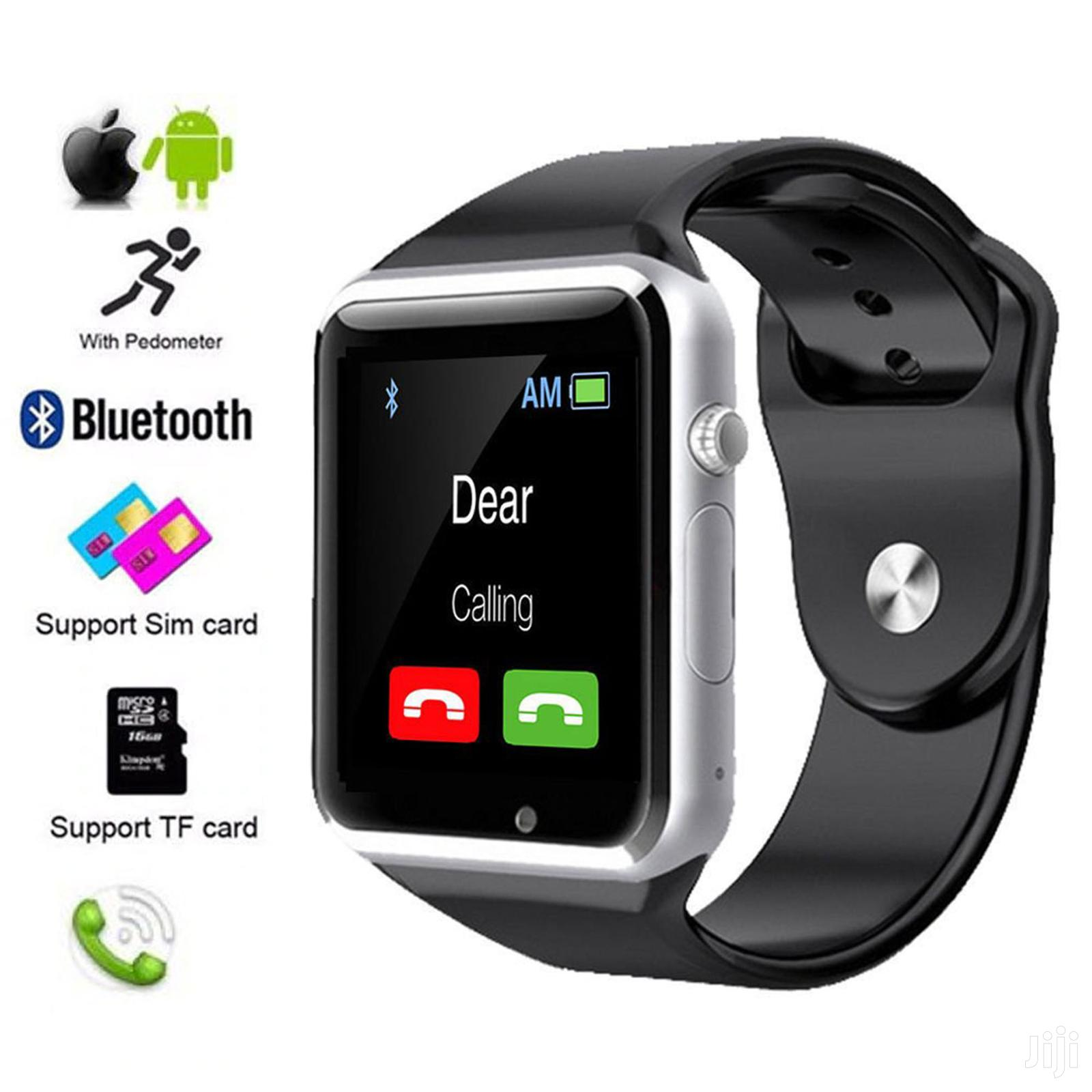 A-series Touchscreen Bluetooth Smartwatch Simcard Support