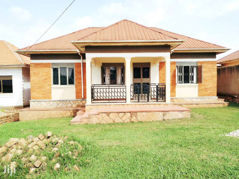 Three Bedroom House In Namugongo Kiwango For Sale