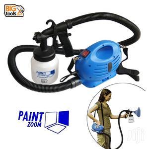 Electric Paint Zoom Spray Gun