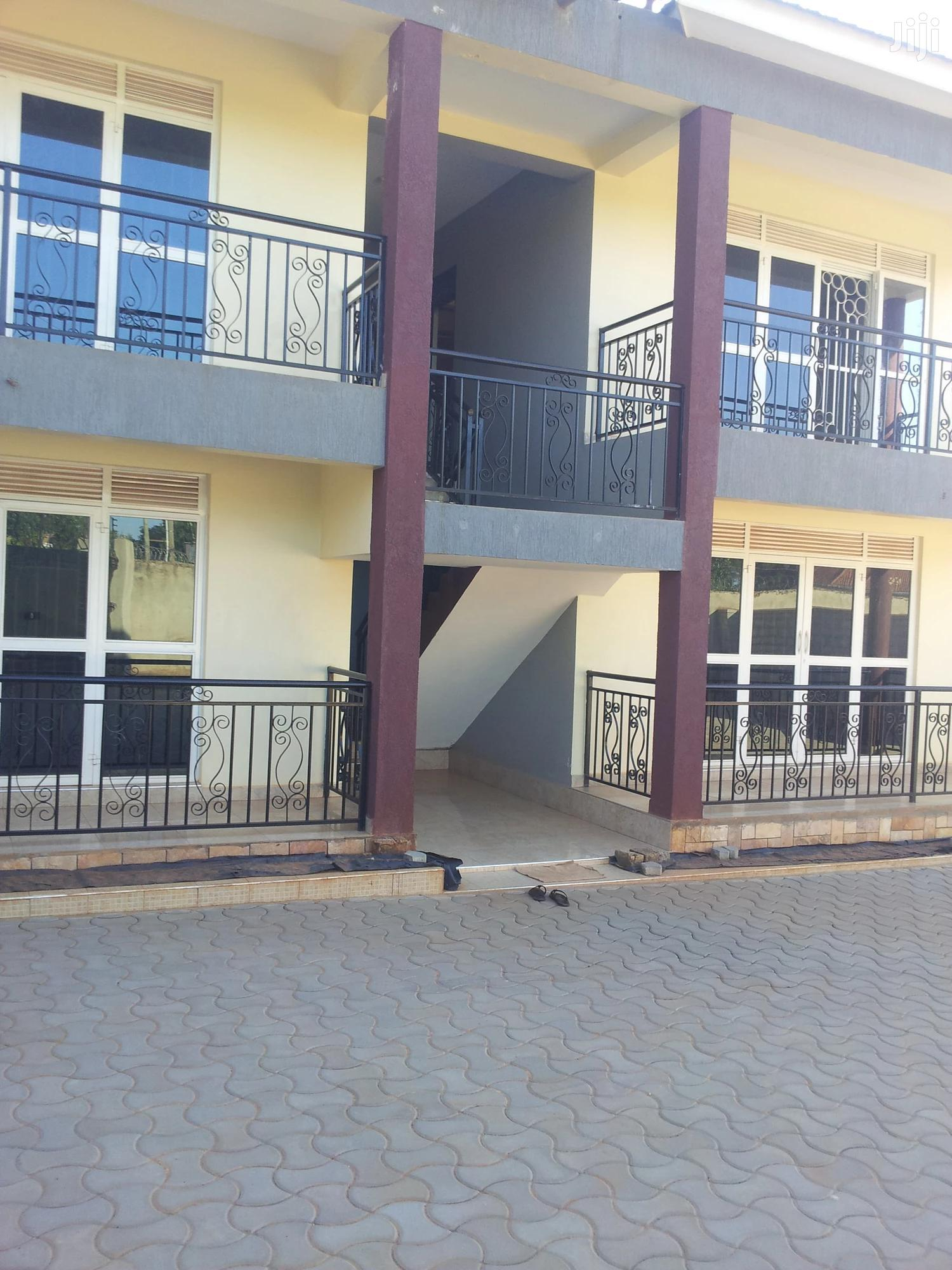 Two Room Apartment In Kyanja For Rent