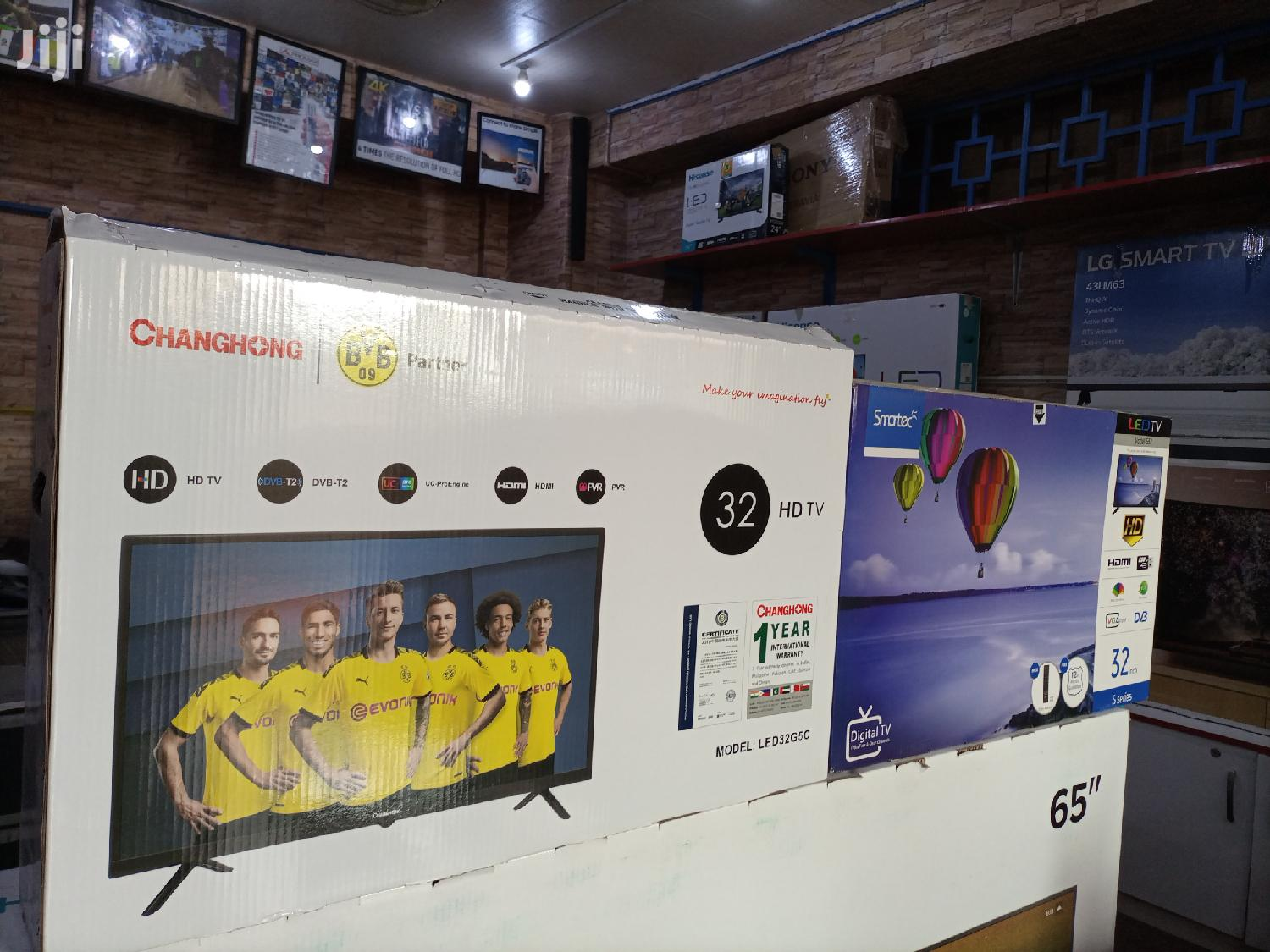 Changhong 32 Inches LED Digital Flat Screen TV | TV & DVD Equipment for sale in Kampala, Central Region, Uganda