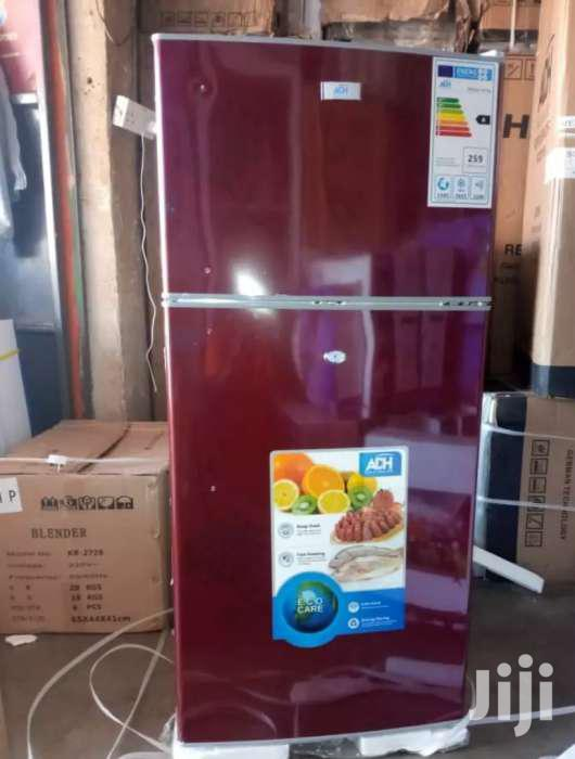 ADH Double Door Refrigerator 220L