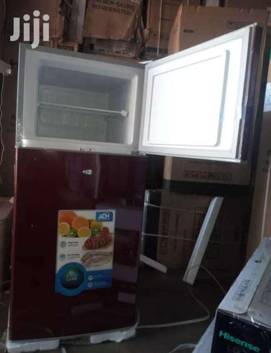 ADH Double Door Refrigerator 220L | Kitchen Appliances for sale in Kampala, Central Region, Uganda