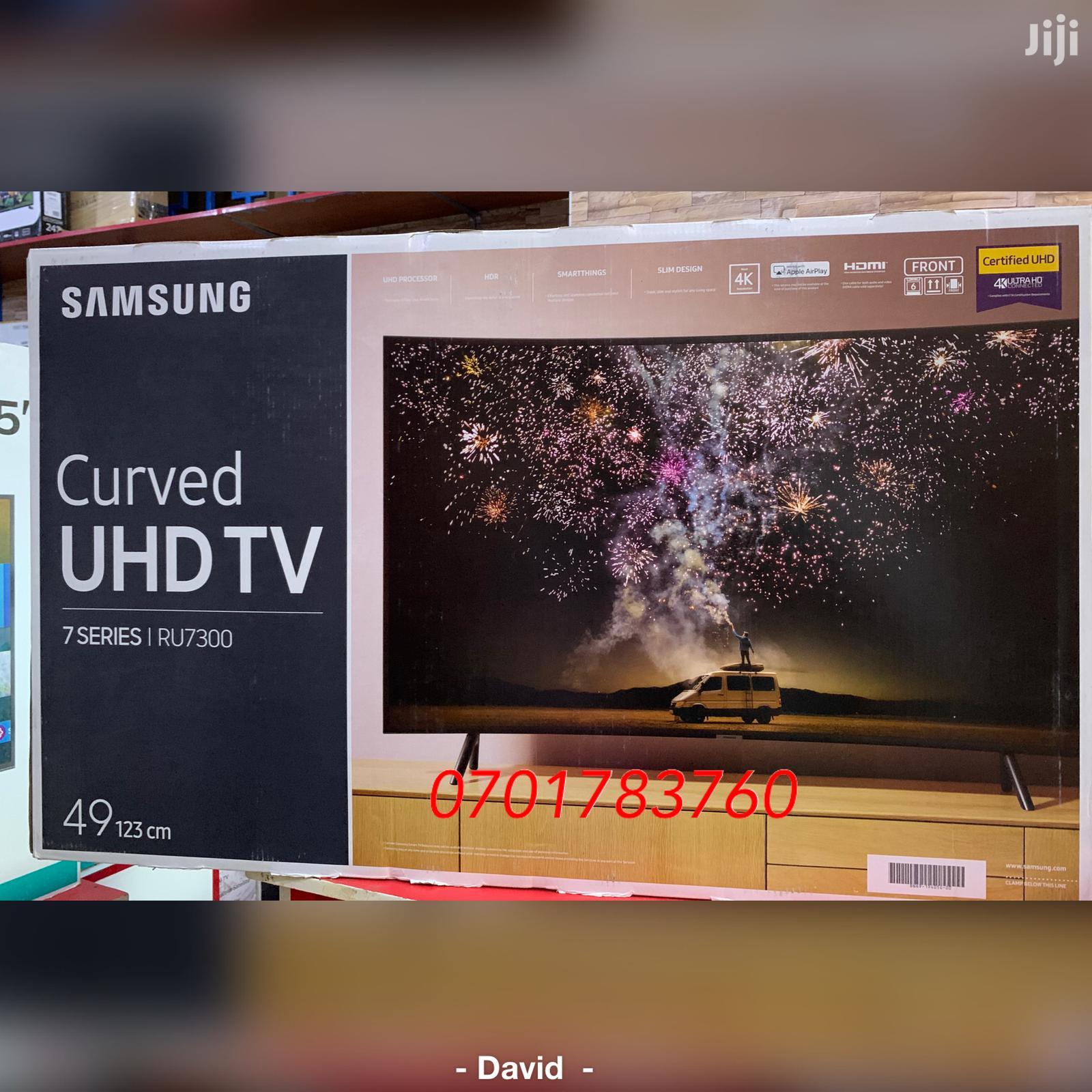 49inches Samsung Curve UHD 4K