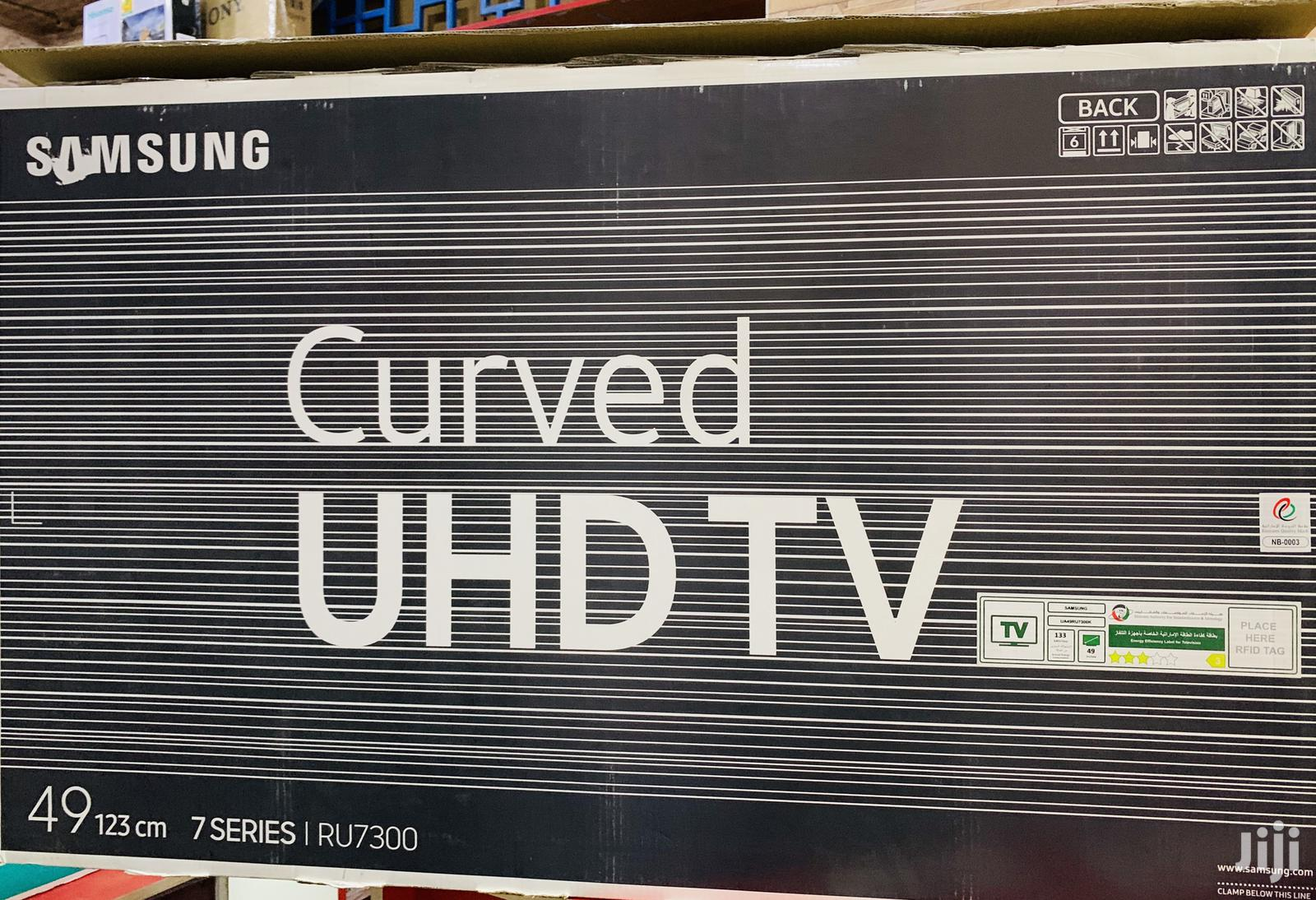 49inches Samsung Curve UHD 4K | TV & DVD Equipment for sale in Kampala, Central Region, Uganda