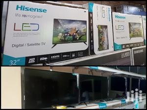 Hisense 32 Inches LED Digital/Satellite Flat Screen TV | TV & DVD Equipment for sale in Central Region, Kampala