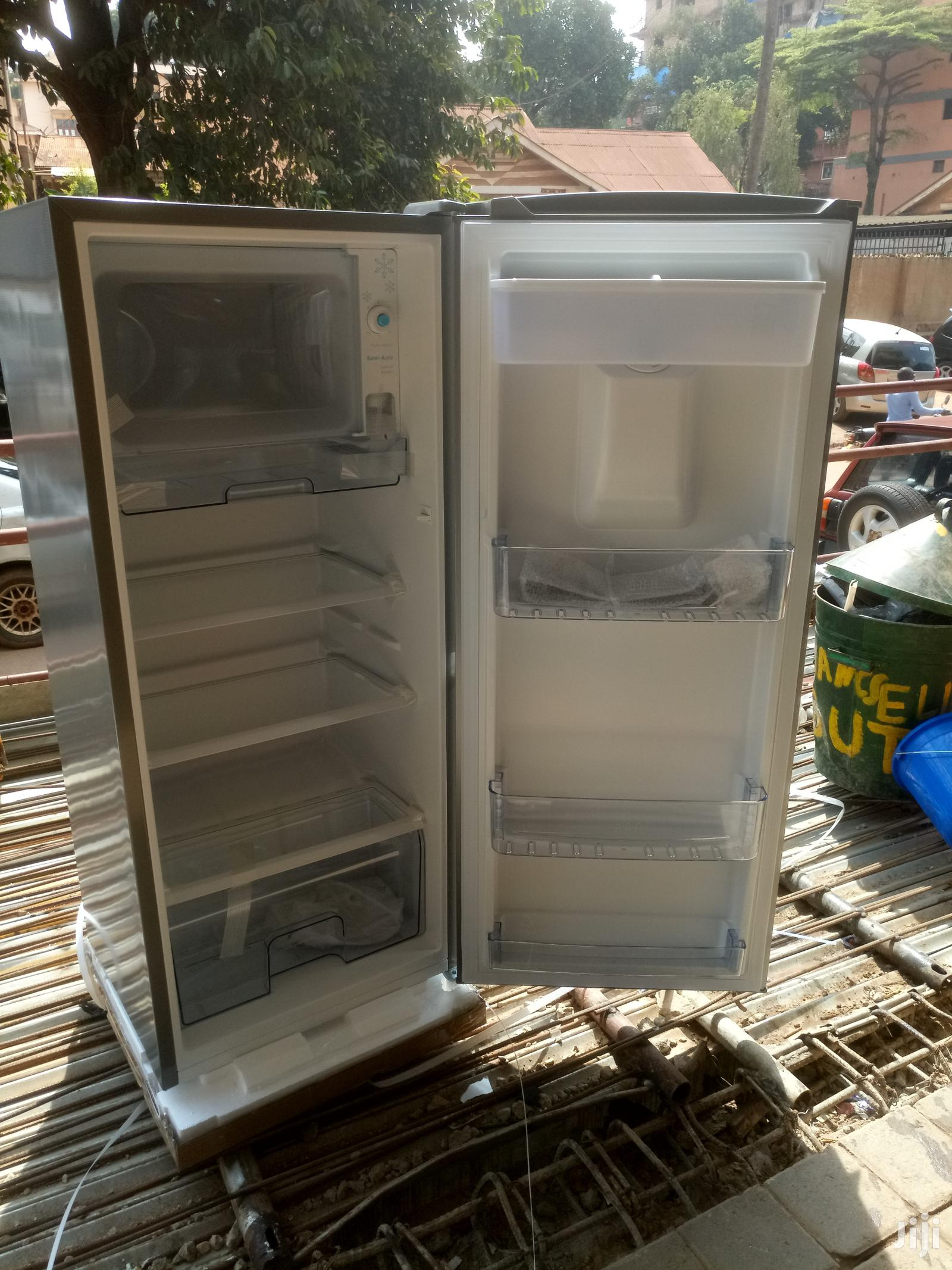 Hisense Single Door Dispenser Fridge 229L | Kitchen Appliances for sale in Kampala, Central Region, Uganda