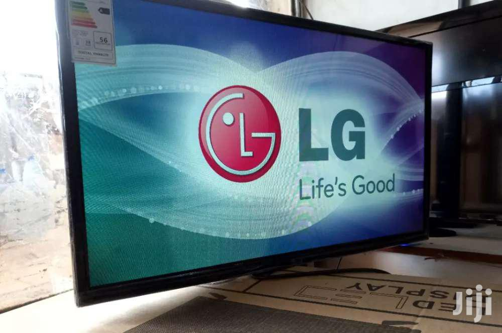 LG Led Flat Screen Digital TV 32 Inches
