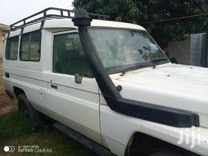 Toyota Land Cruiser Prado 2003 White