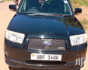 Subaru Forester 2006 2.5 X Automatic Black
