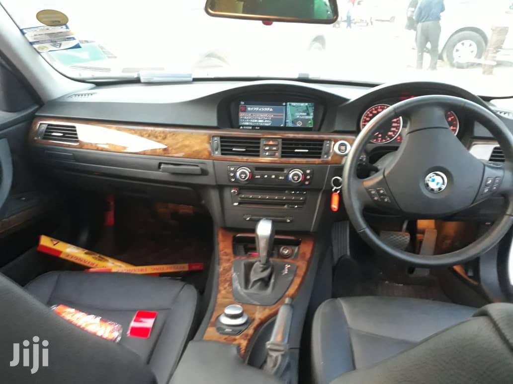 Archive: BMW 318i 2008 White