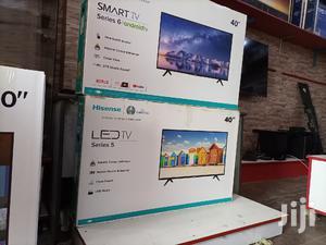 Hisense 40 Inches LED Digital/Satellite Flat Screen Tv. | TV & DVD Equipment for sale in Central Region, Kampala